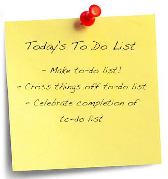 Post-It-To-Do-List