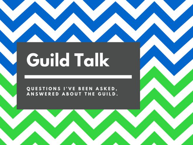 Guild Talk