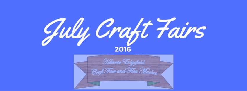 July Craft Fair