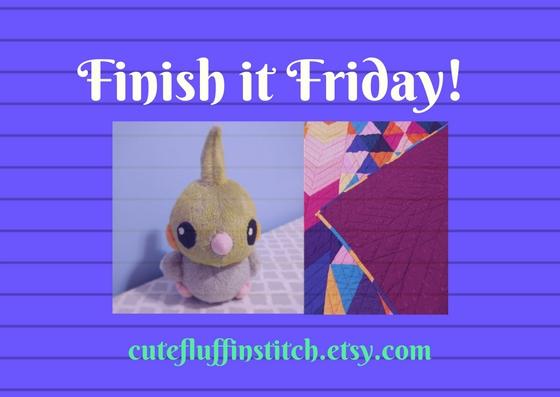 Finish it Friday!
