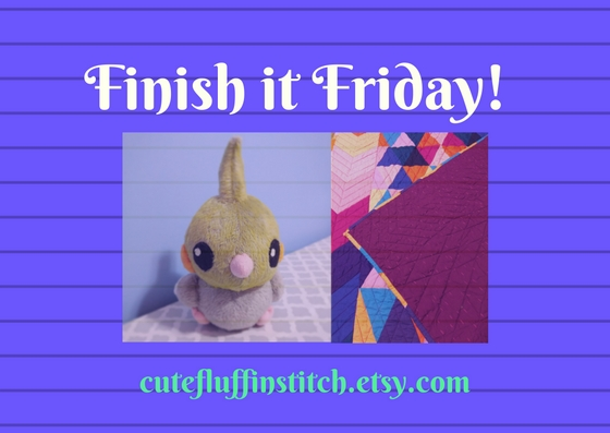 Life Cute Fluffin Stitch My Sewing Adventure