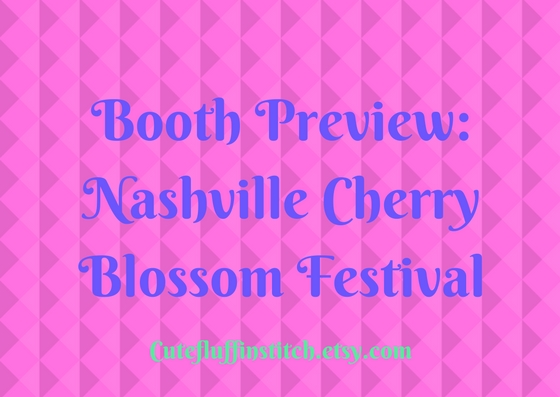 Booth Preview: Cherry Blossom Festival