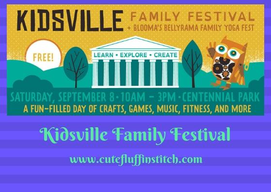 Kidsville Family Festival 2018Review