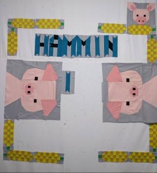 Hammin, hammin, I hope you like hammin, too!